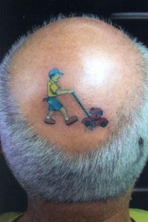 chez le coiffeur ....suite 2