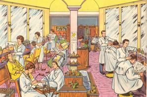 chez le coiffeur.....suite 3