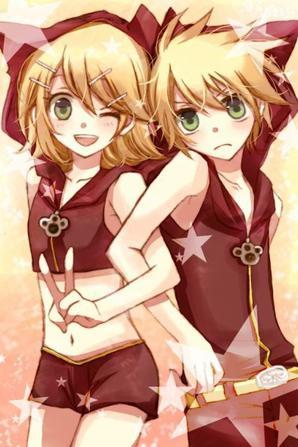Personnages manga, plutôt mignons!