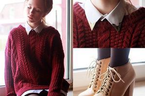 tenues d'automne !