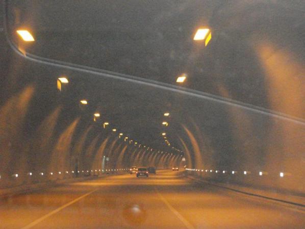 Le tunel de bouzegza