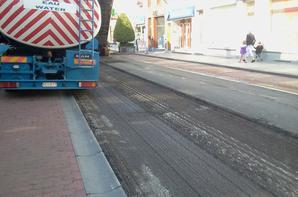 travaux rue Debrouckère