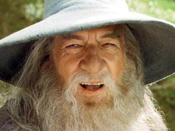 Gandalf V.S Dumbledore
