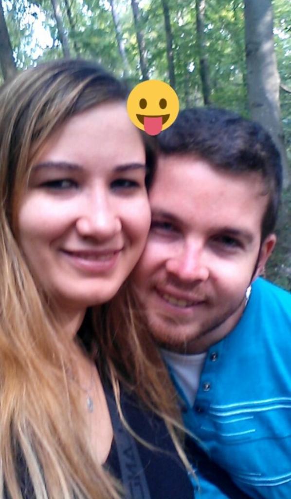 Week-end en forêt et balade chez des amies en amoureux :)