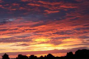 lever et coucher du soleil