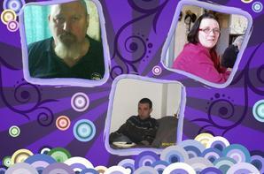 moi et mais amis et ma famille