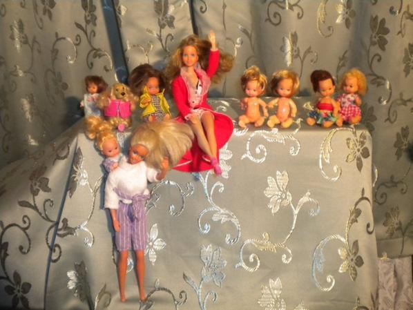 Barbies et autres