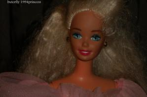 jolie princesseBARBIE