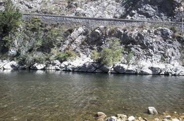 Petite rivière super claire de nime