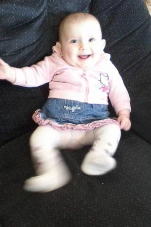 Ma Petite Princesse Bébé Angéle <3  Ma Puce Préféré <3