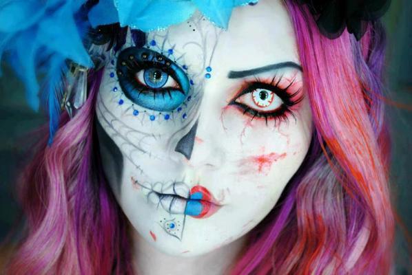 lady skeleton