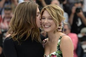 Léa Seydoux & Adèle Exarchopoulos