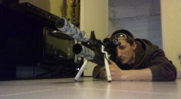 voila, deja...sa fonctionne :p, vous me trouvez comment en anti-snipe??