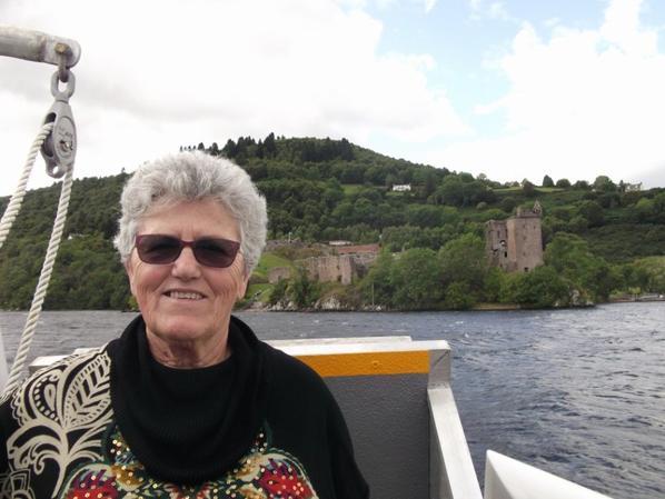Balade sur le Loch Ness Ecosse