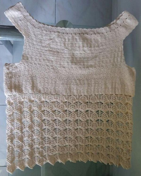 Ensemble en crochet