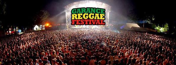 Garance Reggae Festival 2013 à bagnols sur cèze, c'était le feu, plus de 60 000 personnes ! :)