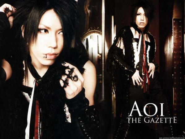 alice nine et the gazette(aoi)