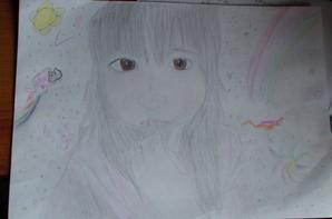 Portrait avec modèle ;)