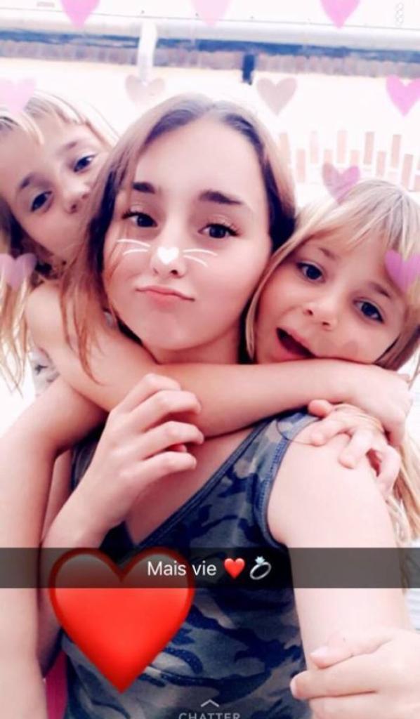 mes petites filles
