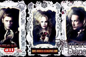Vampire diaries et The originels