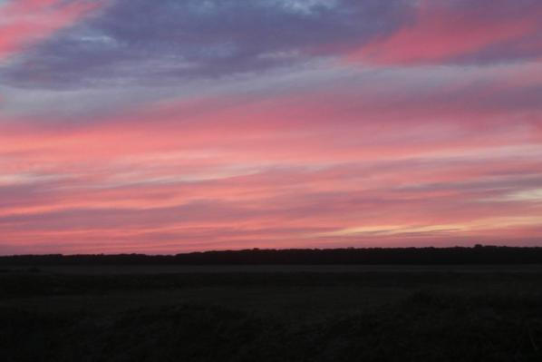 Le ciel est joli comme un ange. _  Arthur Rimbaud