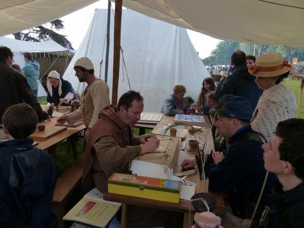 Heures historiques de Sully sur Loire 10 Mai 2014
