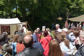 Médiéval d'Oise à Pontoise le 17 Mai 2015