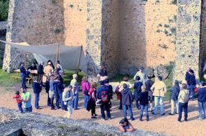 Chateau de la Madeleine (78) les 19 et 20 Septembre 2015