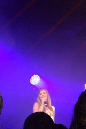 Concert Tal&Caroline Costa à Chassieu le 07/09/12