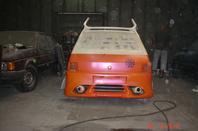 Préparation Peugeot 205 (version 2012)