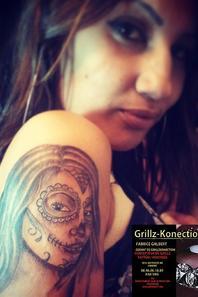 Grillzkonection / Tatoo / Prise de rdv 06.66.97.28.53 par sms