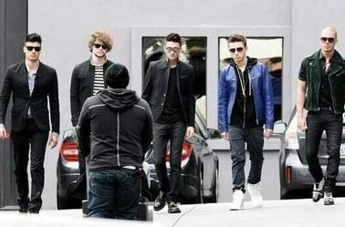 Nouveau photoshoot de The Wanted