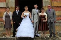 le mariage de Mickaêl et Amelie
