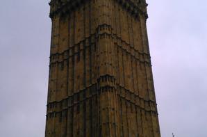 Notre voyage à Londres 2014 - 30/04 - 03/05