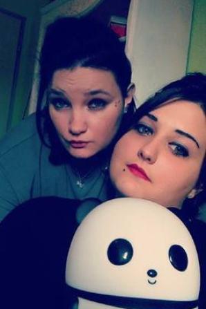 je vous presente bébé panda