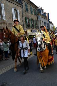 Médiévales de St Renan - photos !
