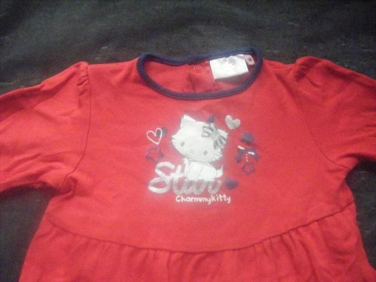 ROBE FILLE 2 ANS CHARMMYKITTY