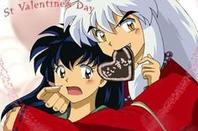 Mangas fête la st valentin <3