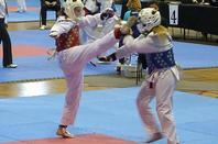 Championnat de région combat, le 10 décembre 2017