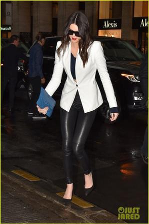 Les dernières photos de... Kendall Jenner