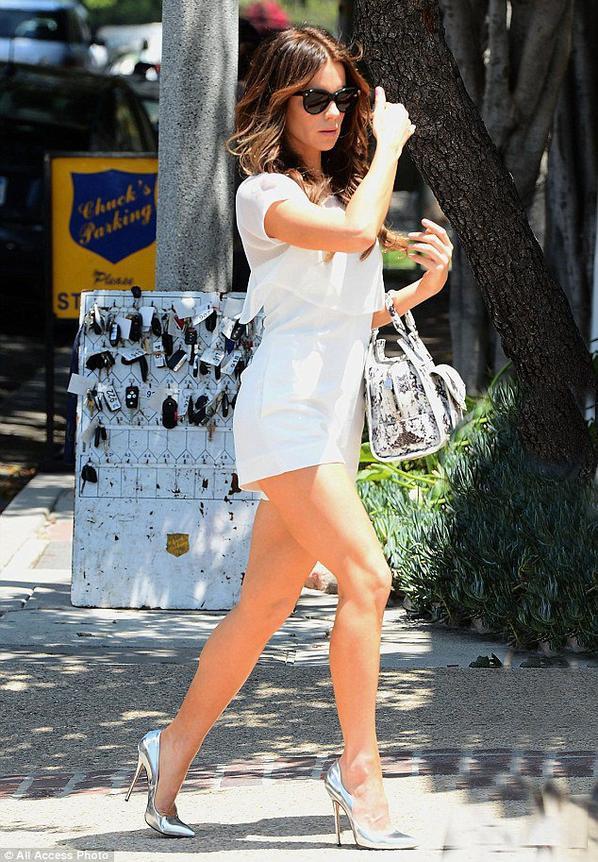 Derniers candids de... Kate Beckinsale