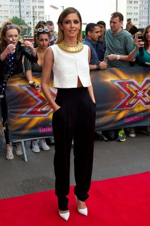 24.06 - Cheryl Cole aux auditions de X Factor, Londres