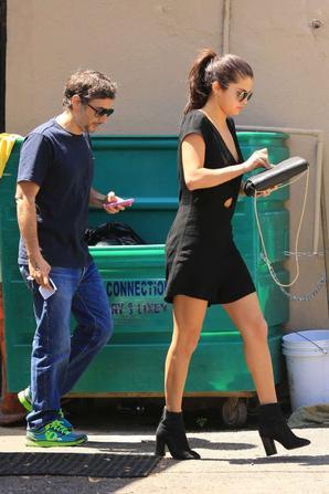 12.07 -  Selena Gomez dans Miami