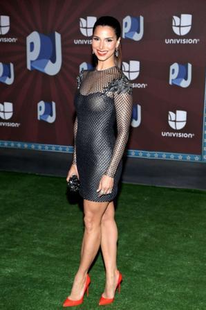 Roselyne Sanchez @ Premios Juventud 2014