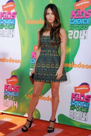 17.07 - Megan Fox @ Nickelodeon Kids' Choice Sports Awards