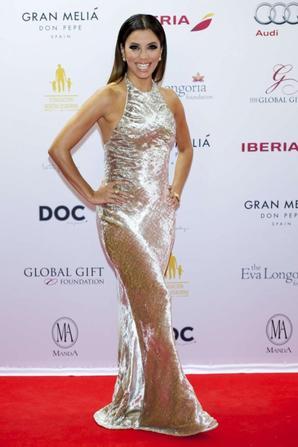 20.07 - Eva Longoria @ Global Gift Gala, Marbella