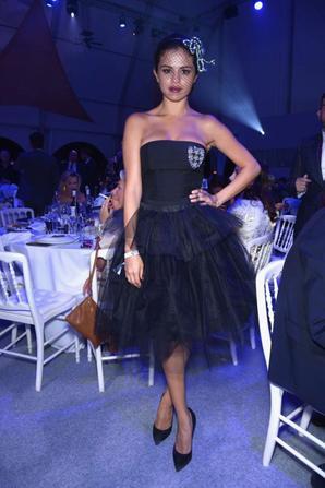 25.07 - Selena Gomez @ Foundation Inaugurational Gala