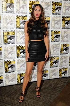 25.07 - Megan Fox @ Comic Con 2014