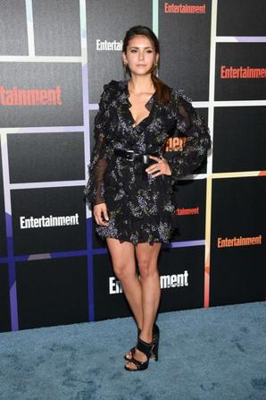 26.07 - Nina Dobrev @  Entertainment Weekly's Annual Comic-Con Celebration