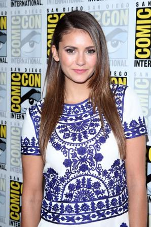 "26.07 - Nina Dobrev @ ""The Vampire Diaries"" Event at Comic-Con 2014"